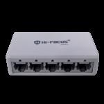 HI-FOCUS 5 PORT NETWORK SWITCH HF-ES05